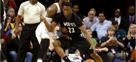 Les highlights du duel Andrew Wiggins (27 points) – LeBron James (24 points)