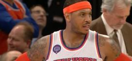 Carmelo Anthony sur le tanking: je ne sais pas comment avoir cet état d'esprit