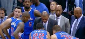 Les Clippers très mécontents de l'arbitrage à Denver