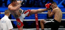 Vidéo: l'intégralité du premier combat pro de Kick Boxing de Darko Milicic