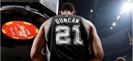 Joueurs de la semaine: Tim Duncan immortel
