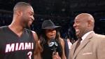 Gabrielle Union trolle l'interview de Dwyane Wade