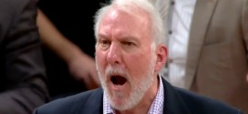Gregg Popovich: une performance pitoyable