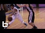 High School: Jalen Harris élimine son défenseur avec un Shammgod et monte au dunk