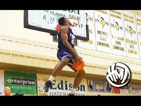 High School: l'excellent concours de dunks du City of Palms