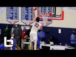High School: Stephen Zimmerman s'offre un énorme poster et un windmill dans le même match