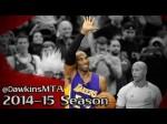 Highlights : 26 points, une victoire et une place dans l'histoire pour Kobe Bryant