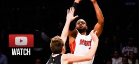 Highlights : 28 points pour Dwyane Wade à Brooklyn