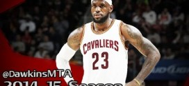 Highlights: LeBron James dépasse Charles Barley