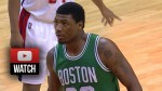 Highlights: les 23 points de Marcus Smart face aux Wizards