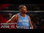 Highlights : les 27 points de Kevin Durant pour son retour