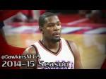 Highlights : les 28 points de Kevin Durant à Detroit