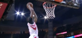 Alley oop : James Harden pour Dwight Howard