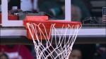 Insolite : le match des Rockets retardé en raison d'un arceau plié