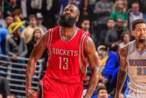 James Harden (41 points) mène les Rockets à un succès en prolongation à Denver