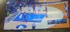 Vidéo : LeBron James fait une pause dans son workout pour regarder Kobe dépasser Jordan