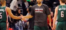 Jared Dudley transféré aux Washington Wizards