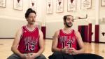 Joakim Noah présente son double dans la dernière pub Swingman NBA