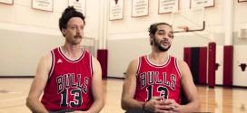 Joakim Noah présente sa doublure dans la dernière pub Swingman NBA