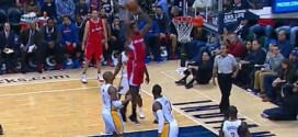 Alley oops : Chris Paul sert Blake Griffin et DeAndre Jordan
