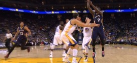 Le joli alley-oop sur pick & roll entre Jrue Holiday et Anthony Davis