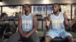 Kenneth Faried dans la dernière pub «Swingman» de la NBA