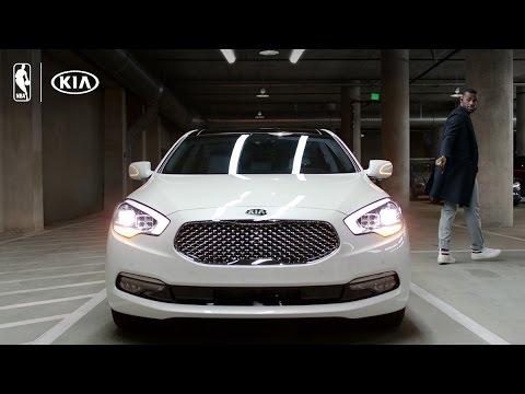 La nouvelle publicité de LeBron James pour la 2015 Kia K900