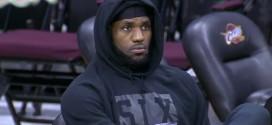 Vidéo : quand LeBron James supervise la séance de shoots supplémentaire de Kyrie Irving