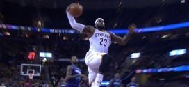 Vidéo: les 5 passes de touchdown des Cavaliers face aux Hornets