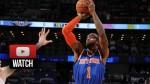 Les highlights d'Amar'e Stoudemire face aux Pelicans: 26 points et 5 contres