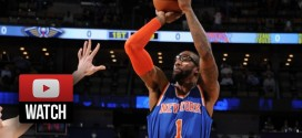 Les highlights d'Amar'e Stoudemire face aux Pelicans: 26 points et 5 contres