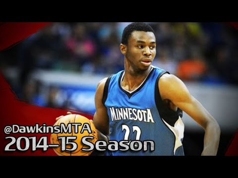 Les highlights d'Andrew Wiggins (21 points) et Shabazz Muhammad (30 points)