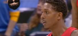 Les highlights de Lou Williams face aux Raptors: 31 points