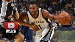 Les highlights de Mike Conley face aux Spurs: 30 points à 10/13
