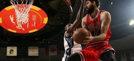 Les highlights de Nikola Mirotic: 27 points à 6/6 à trois points