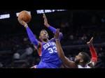 Les highlights de Robert Covington face aux Pistons: 25 points en 29 minutes