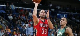 Les highlights de Ryan Anderson: 28 points dont 6 tirs à trois points