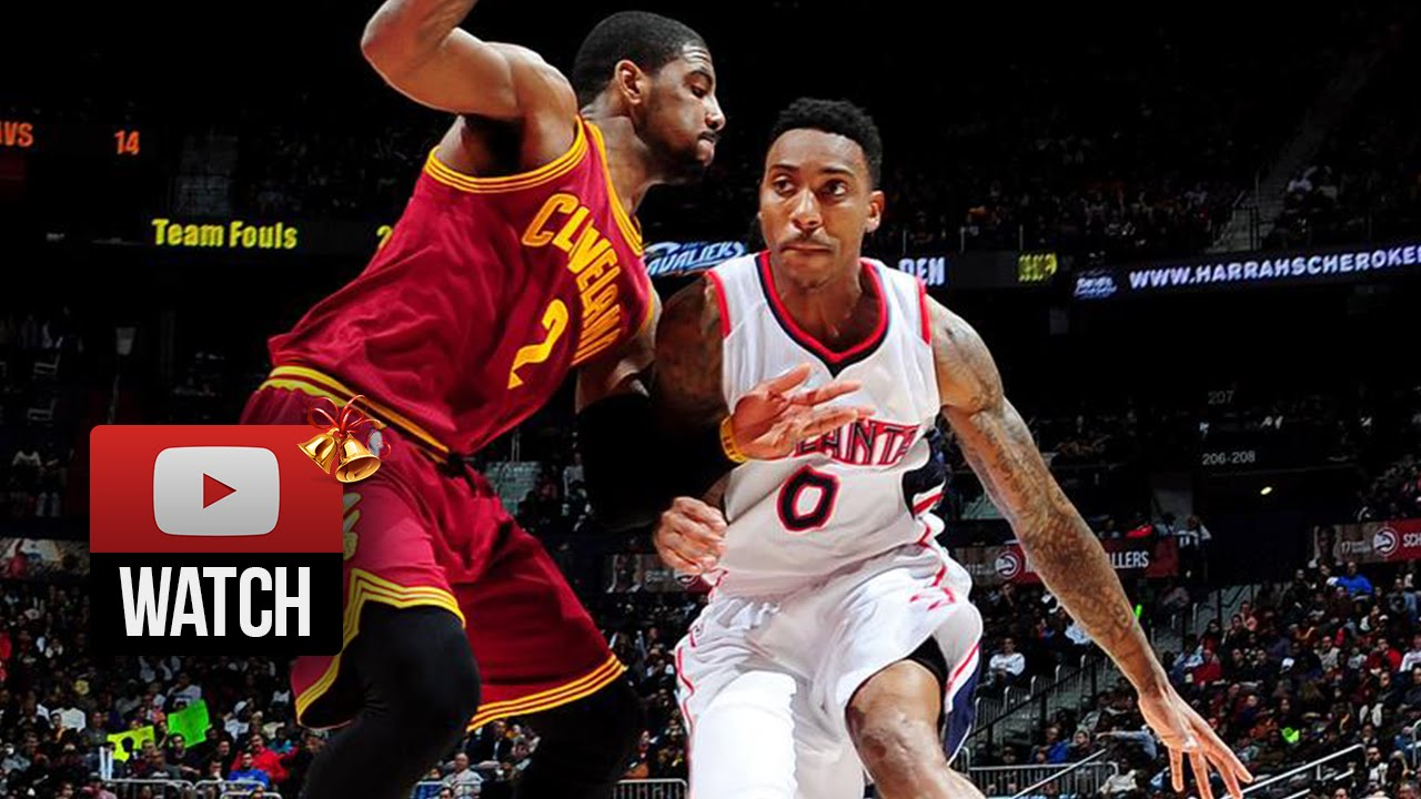 Les highlights du duel Jeff Teague (23 pts 11 passes) / Kyrie Irving (35 pts, 9 passes, 6 rebs)