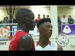 Les highlights du duel Thon Maker VS Harry Giles