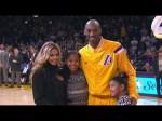 Les Lakers rendent hommage à Kobe Bryant