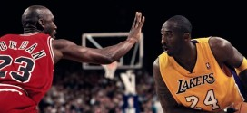 L'excellent mix du soir: Michael Jordan & Kobe Bryant – What Is Love ?