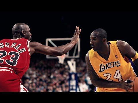 L'excellent mix du soir: Michael Jordan & Kobe Bryant – What Is Love ?