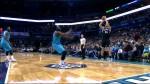 L'impressionnant 16/23 des Nets à 3-points contre Charlotte