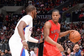 Les Raptors dominent les Clippers