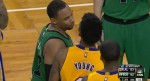 nick young et jared sullinger