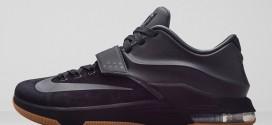 Kicks : les Nike KD 7 EXT Suede