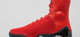 Kicks : les Nike Kobe 9 KRM EXT «Challenge Red»