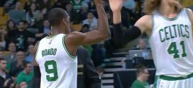 Rajon Rondo porte les Celtics contre Orlando