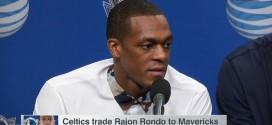 Rajon Rondo : «Je meurs d'envie d'obtenir une nouvelle bague»