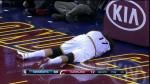 Rupture du tendon d'Achille pour Anderson Varejao ?